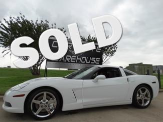 2007 Chevrolet Corvette Coupe 3LT, Z51, NAV, Chromes 54k! Dallas, Texas