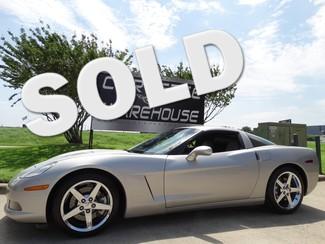 2007 Chevrolet Corvette Coupe 3LT, Auto, NAV, F55, Chromes 97k! Dallas, Texas