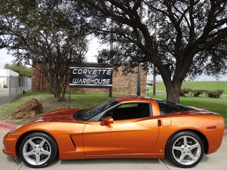 2007 Chevrolet Corvette Coupe Auto, Polished Wheels, Only 29k! in Dallas, Texas