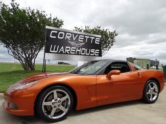 2007 Chevrolet Corvette Coupe 3LT, Z51, Glass Top, Corsa, Chromes 7k!  in Dallas Texas