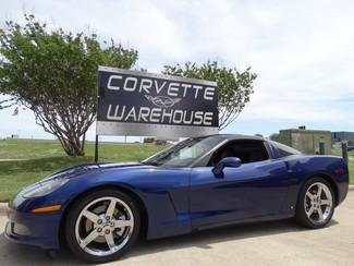 2007 Chevrolet Corvette Coupe 3LT, Auto, Glass Top, Chrome Wheels! | Dallas, Texas | Corvette Warehouse  in Dallas Texas