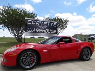 2007 Chevrolet Corvette Z06 Hardtop, 2LZ, NAV, Comp Grays 83k! in Dallas Texas