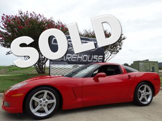 2007 Chevrolet Corvette Coupe 6 Speed, 6 disc CD Player Alloys 72k! | Dallas, Texas | Corvette Warehouse  in Dallas Texas
