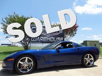 2007 Chevrolet Corvette Coupe 3LT, NAV, Auto, Polished Wheels 41k! | Dallas, Texas | Corvette Warehouse  in Dallas Texas