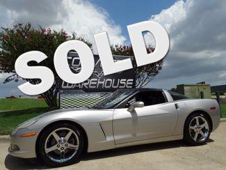 2007 Chevrolet Corvette Coupe 3LT, Glass Top, Auto, Chromes! | Dallas, Texas | Corvette Warehouse  in Dallas Texas