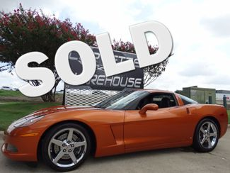 2007 Chevrolet Corvette Coupe 3LT, Z51, NAV, Auto, Chromes, Only 8k! | Dallas, Texas | Corvette Warehouse  in Dallas Texas