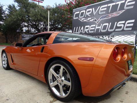 2007 Chevrolet Corvette Coupe 3LT, Z51, NAV, Auto, Chromes, Only 8k! | Dallas, Texas | Corvette Warehouse  in Dallas, Texas