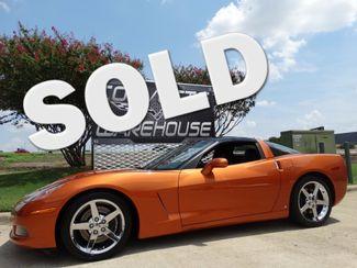 2007 Chevrolet Corvette Coupe 2LT, Z51, Corsa, Glass Top, Chromes 24k! | Dallas, Texas | Corvette Warehouse  in Dallas Texas