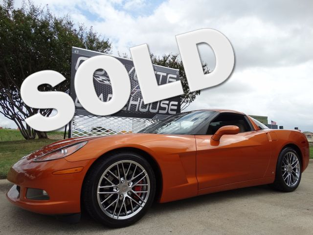 2007 Chevrolet Corvette Coupe 3LT, Z51, ZR1 Rims, Pristine Showcar, 17k! | Dallas, Texas | Corvette Warehouse