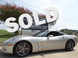 2007 Chevrolet Corvette Coupe 3LT, SHOWCAR 460 RWHP, Comp Gray's 24k  | Dallas, Texas | Corvette Warehouse  in Dallas Texas