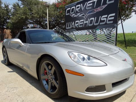 2007 Chevrolet Corvette Coupe 3LT, SHOWCAR 460 RWHP, Comp Gray's 24k  | Dallas, Texas | Corvette Warehouse  in Dallas, Texas