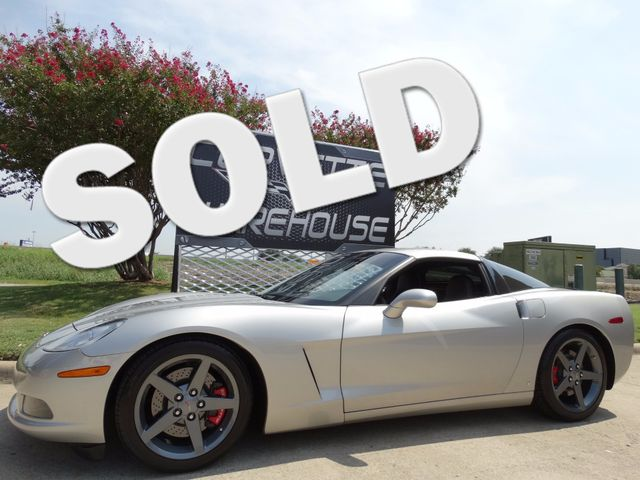 2007 Chevrolet Corvette Coupe 3LT, SHOWCAR 460 RWHP, Comp Gray's 24k  | Dallas, Texas | Corvette Warehouse