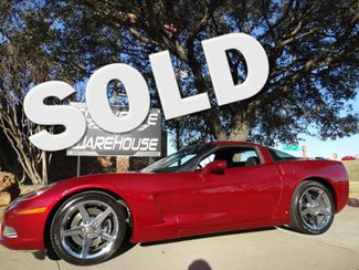 2007 Chevrolet Corvette Coupe Z51, Chromes, Auto, CCR Exhaust! | Dallas, Texas | Corvette Warehouse  in Dallas Texas