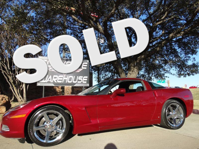 2007 Chevrolet Corvette Coupe Z51, Chromes, Auto, CCR Exhaust! | Dallas, Texas | Corvette Warehouse