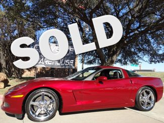 2007 Chevrolet Corvette Coupe 3LT, F55, Two-Toned Seats, Chromes 19k! | Dallas, Texas | Corvette Warehouse  in Dallas Texas