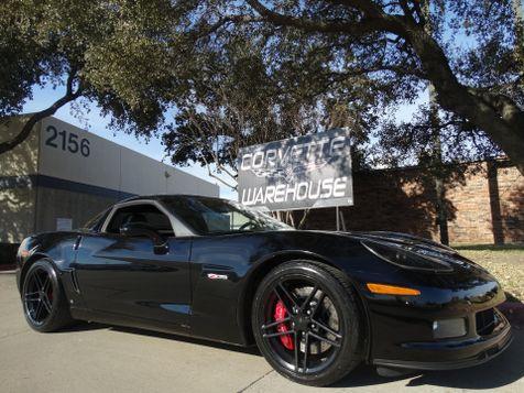 2007 Chevrolet Corvette Z06 2LZ, NAV, NPP, Black Wheels! | Dallas, Texas | Corvette Warehouse  in Dallas, Texas