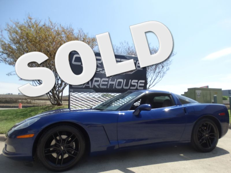 2007 Chevrolet Corvette Coupe 3LT, Auto, HUD, C7 Z51 Black Alloys! | Dallas, Texas | Corvette Warehouse