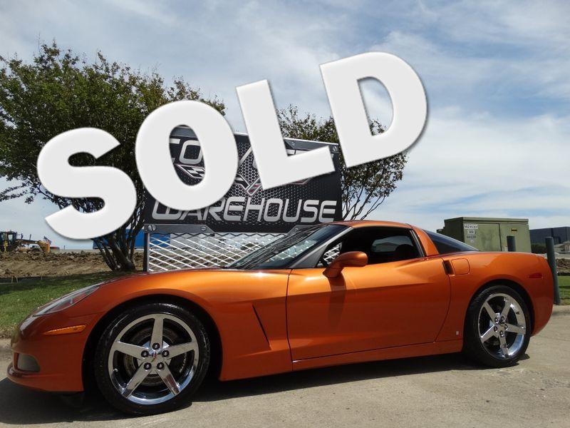 2007 Chevrolet Corvette Coupe 3LT, Auto, NAV, F55, Corsa, Chromes 42k!   Dallas, Texas   Corvette Warehouse