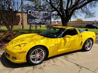 2007 Chevrolet Corvette Z06 2LZ, NAV, NPP, 1-Owner, 6k!   Dallas, Texas   Corvette Warehouse  in Dallas Texas