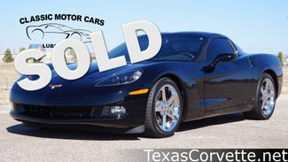 2007 Chevrolet Corvette in Lubbock Texas