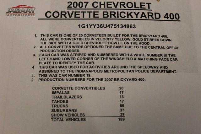 2007 Chevrolet Corvette Merrillville, Indiana 54