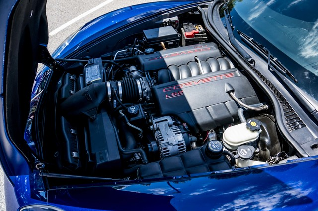 2007 Chevrolet Corvette  Z51 - AUTO - NAVI - 38K MILES - ROOF PKG Reseda, CA 21