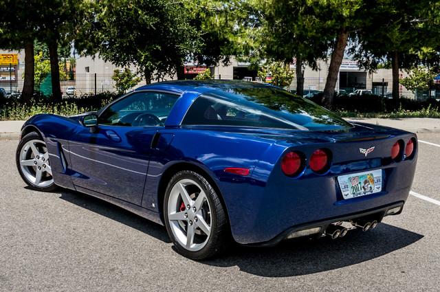 2007 Chevrolet Corvette  Z51 - AUTO - NAVI - 38K MILES - ROOF PKG Reseda, CA 42