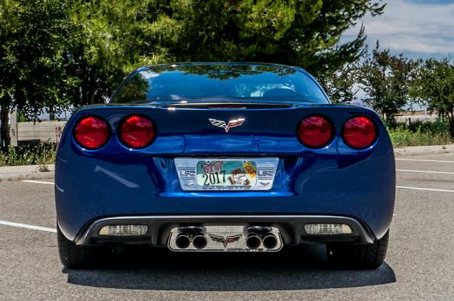 2007 Chevrolet Corvette  Z51 - AUTO - NAVI - 38K MILES - ROOF PKG Reseda, CA 8