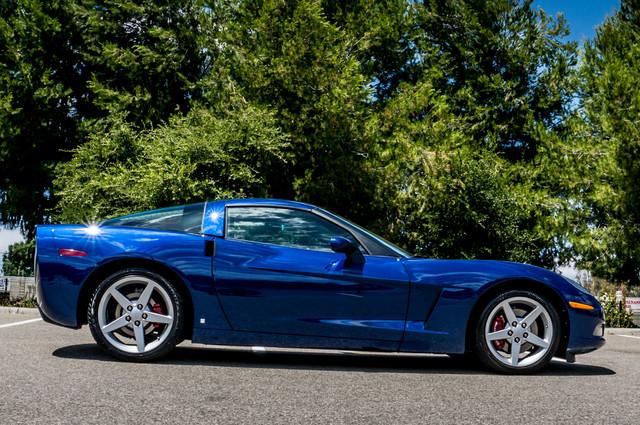2007 Chevrolet Corvette  Z51 - AUTO - NAVI - 38K MILES - ROOF PKG Reseda, CA 6