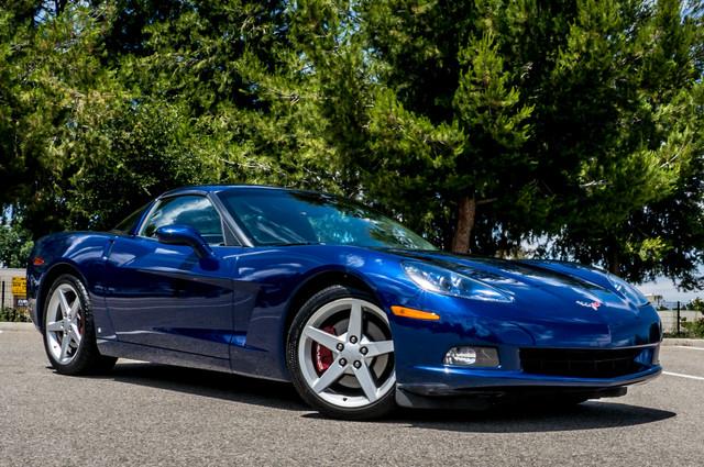 2007 Chevrolet Corvette  Z51 - AUTO - NAVI - 38K MILES - ROOF PKG Reseda, CA 4