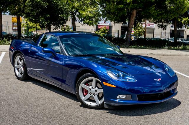 2007 Chevrolet Corvette  Z51 - AUTO - NAVI - 38K MILES - ROOF PKG Reseda, CA 39