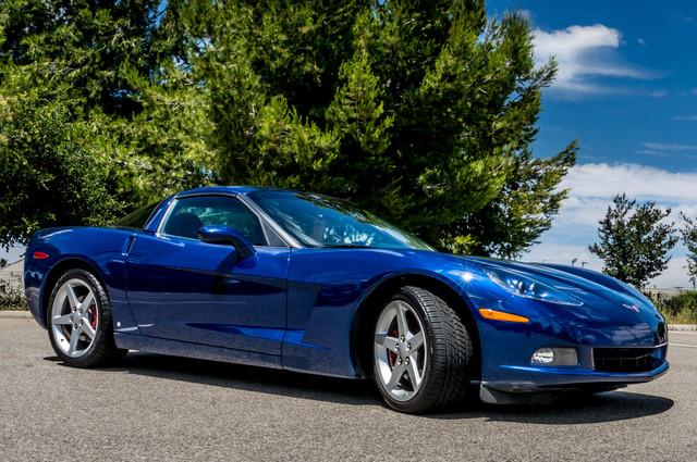 2007 Chevrolet Corvette  Z51 - AUTO - NAVI - 38K MILES - ROOF PKG Reseda, CA 41