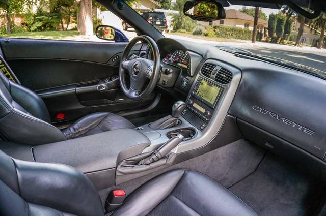 2007 Chevrolet Corvette  Z51 - AUTO - NAVI - 38K MILES - ROOF PKG Reseda, CA 29
