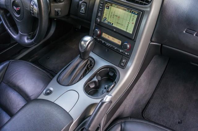 2007 Chevrolet Corvette  Z51 - AUTO - NAVI - 38K MILES - ROOF PKG Reseda, CA 26