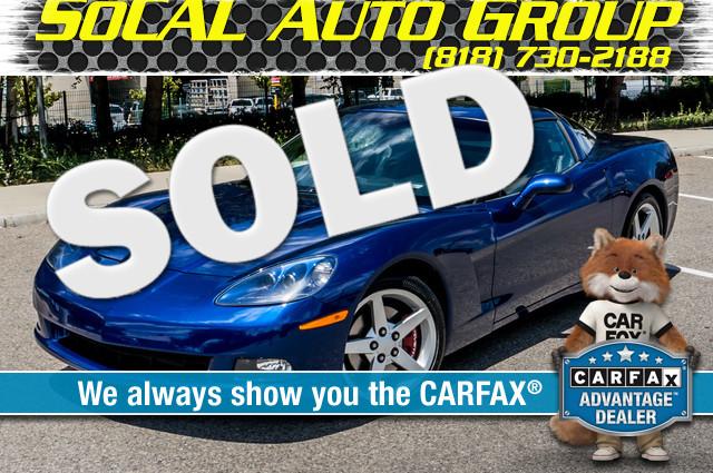 2007 Chevrolet Corvette  Z51 - AUTO - NAVI - 38K MILES - ROOF PKG Reseda, CA 0
