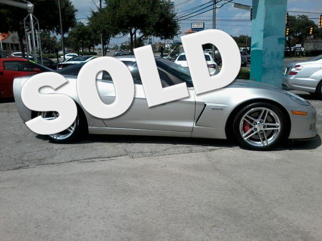 2007 Chevrolet Corvette Z06 LS7 San Antonio, Texas 0