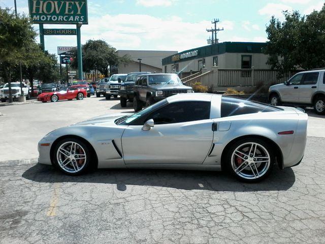 2007 Chevrolet Corvette Z06 LS7 San Antonio, Texas 3