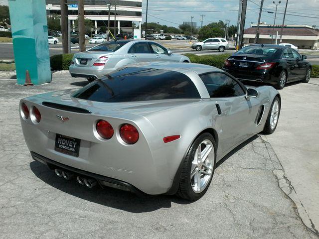 2007 Chevrolet Corvette Z06 LS7 San Antonio, Texas 6