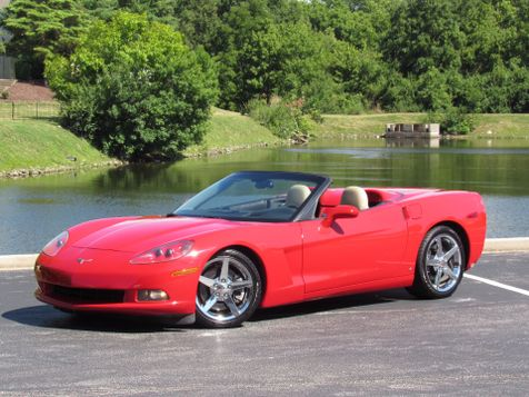 2007 Chevrolet Corvette C6 6 Speed in St. Charles, Missouri