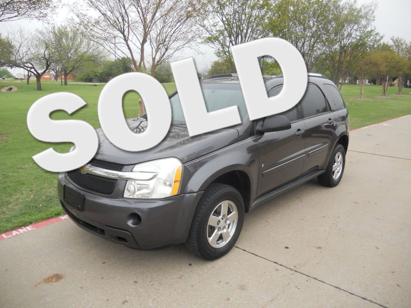 2007 Chevrolet Equinox LS | Ft. Worth, TX | Auto World Sales LLC in Ft. Worth TX