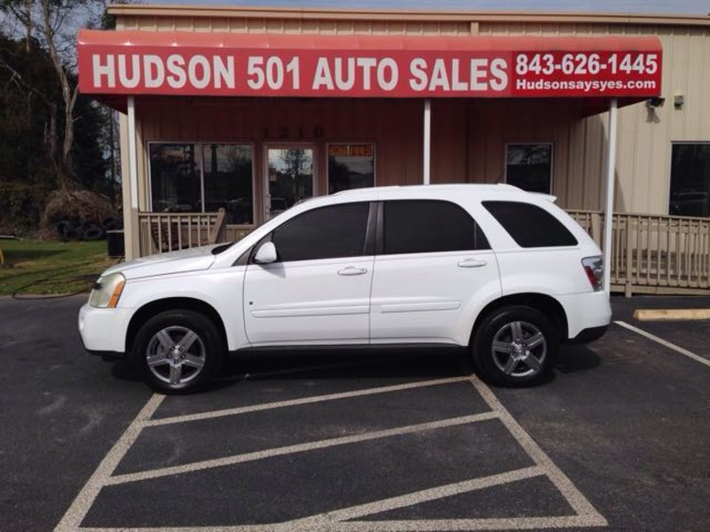 2007 Chevrolet Equinox LT in Myrtle Beach South Carolina