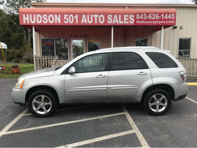 2007 Chevrolet Equinox LT | Myrtle Beach, South Carolina | Hudson Auto Sales in Myrtle Beach South Carolina