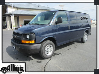 2007 Chevrolet Express 8 Passenger Burlington, WA