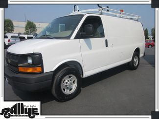 2007 Chevrolet Express Cargo Van Burlington, WA