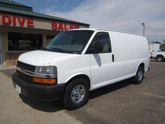 2007 Chevrolet Express Cargo Van in Glendive, MT