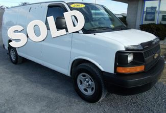 2007 Chevrolet Express Cargo Van in Harrisonburg VA