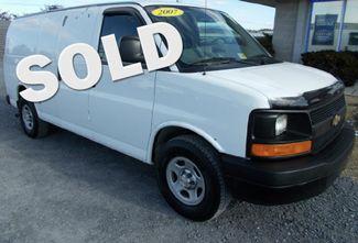 2007 Chevrolet Express Cargo Van  | Harrisonburg, VA | Armstrong's Auto Sales in Harrisonburg VA