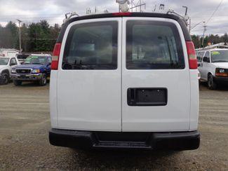 2007 Chevrolet Express Cargo Van Hoosick Falls, New York 3