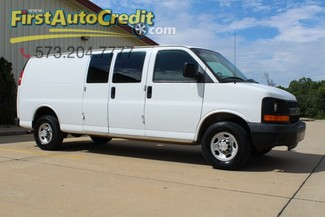 2007 Chevrolet Express Cargo Van in Jackson  MO