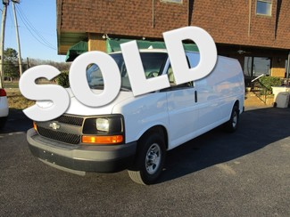 2007 Chevrolet Express 3500extended Cargo Van 3500 1 ton extended Memphis, Tennessee
